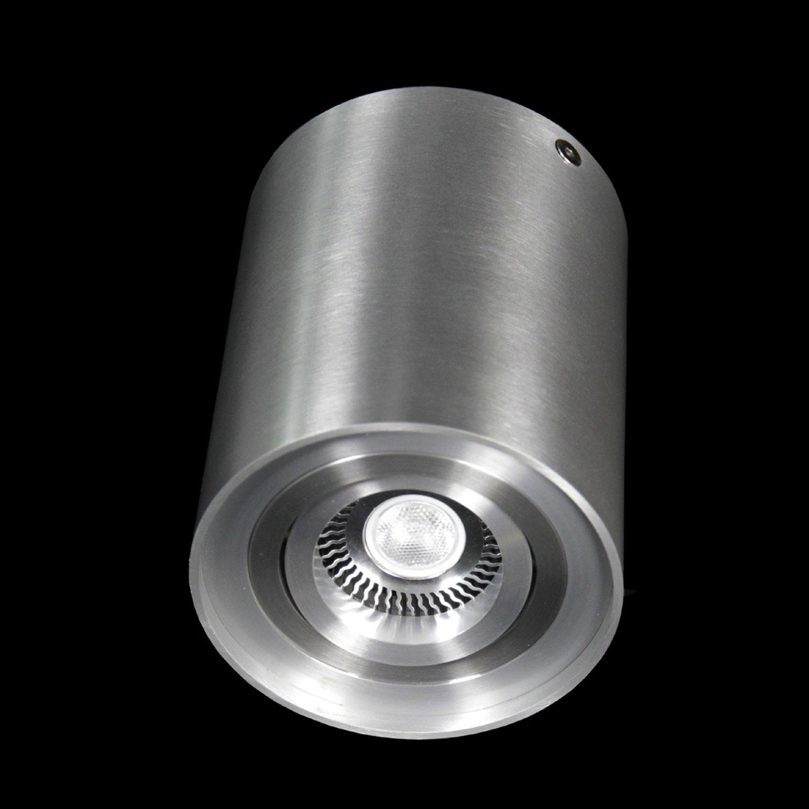 Rund SUSA LED-taklampe