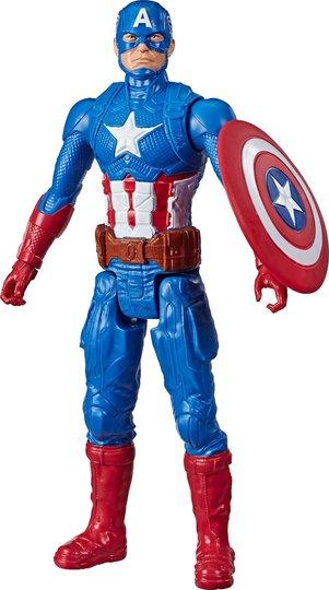 Marvel Avengers Titan Hero Figur Captain America