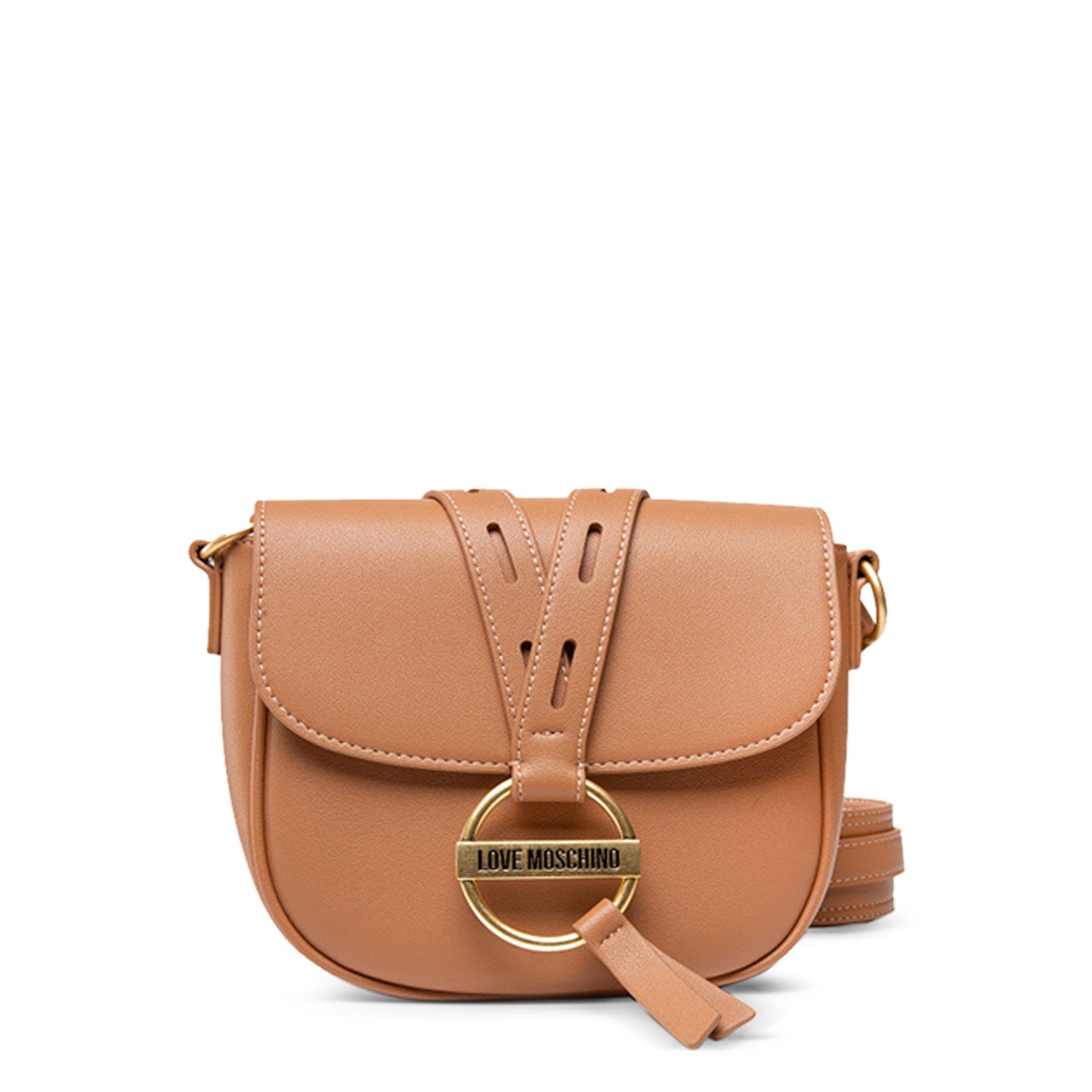 Love Moschino Women's Crossbody Bag Various Colours JC4208PP1DLK0 - brown NOSIZE