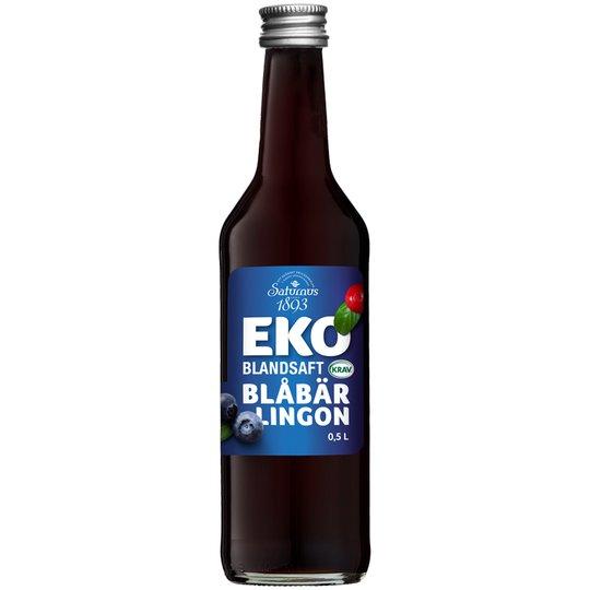 Eko Blandsaft Blåbär & Lingon - 44% rabatt