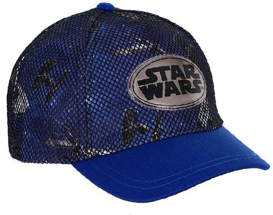 Star Wars Caps, Blue, 52