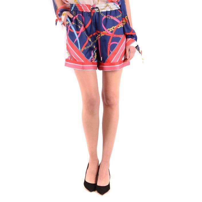 Pinko Women's Shorts Multicolor 165316 - multicolor 38