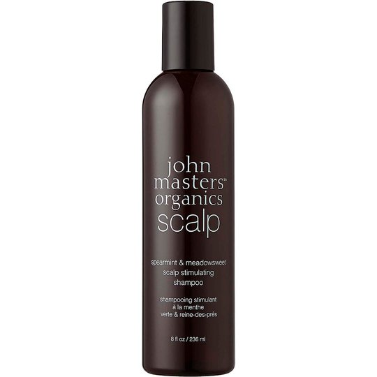 John Masters Organics Spearmint & Meadowsweet Scalp Stimulating Shampoo, 236 ml John Masters Organics Shampoo