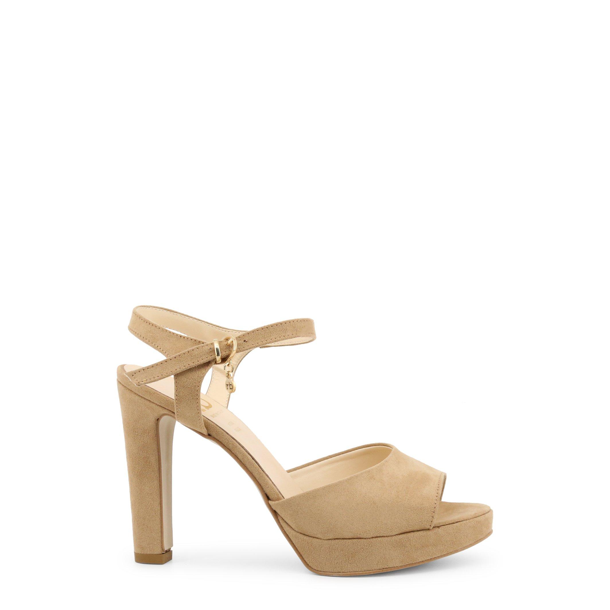 Roccobarocco Women's Sandal Various Colours RBSC05V11 - brown EU 39