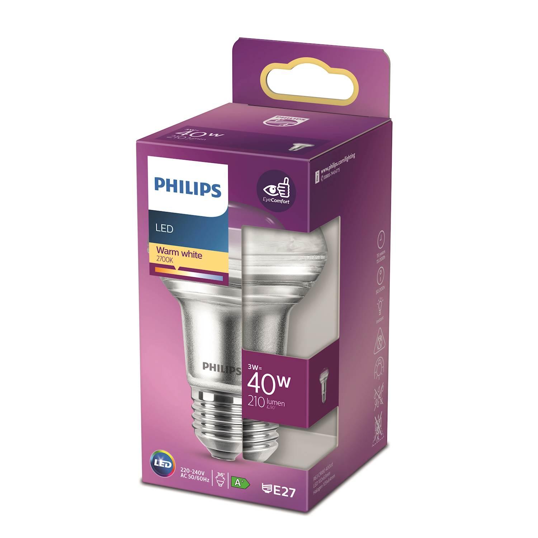 Philips LED Classic 40w refl e27 nd