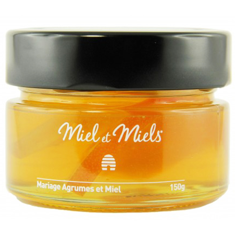 Honung Kanderad Citrus 150g - 38% rabatt