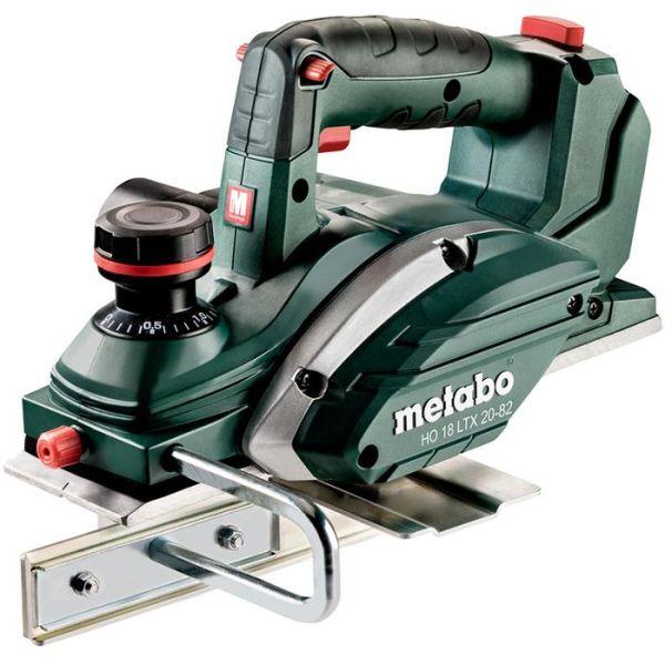Metabo HO 18 LTX 20-82 Høvel uten batterier og lader