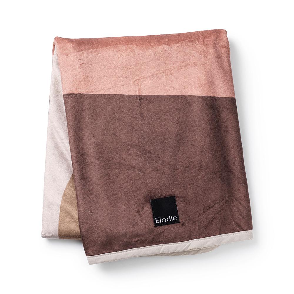 Elodie Details - Velvet Blanket - Winter Sunset