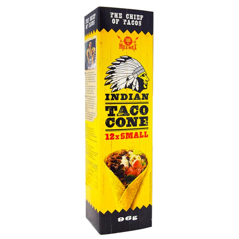 """Taco Cones"" 12 x 8g - 50% rabatt"