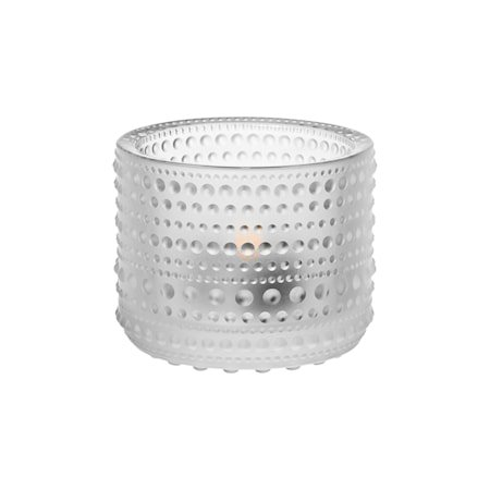 Kastehelmi lyslykt 64 mm frostet