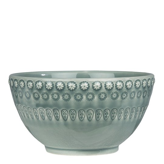 PotteryJo - Daisy Skål 14 cm Cement