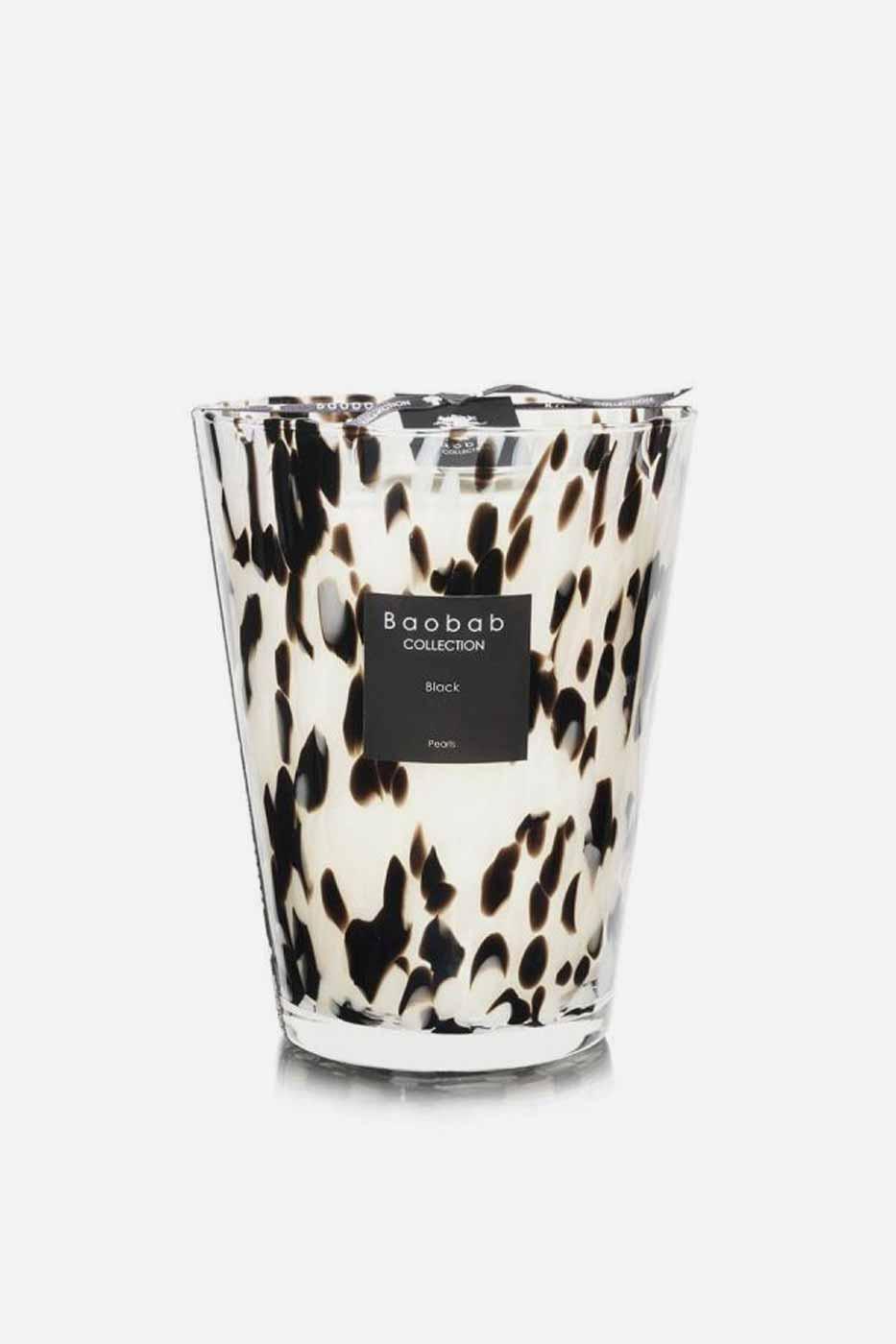 Doftljus Black Pearls max 24