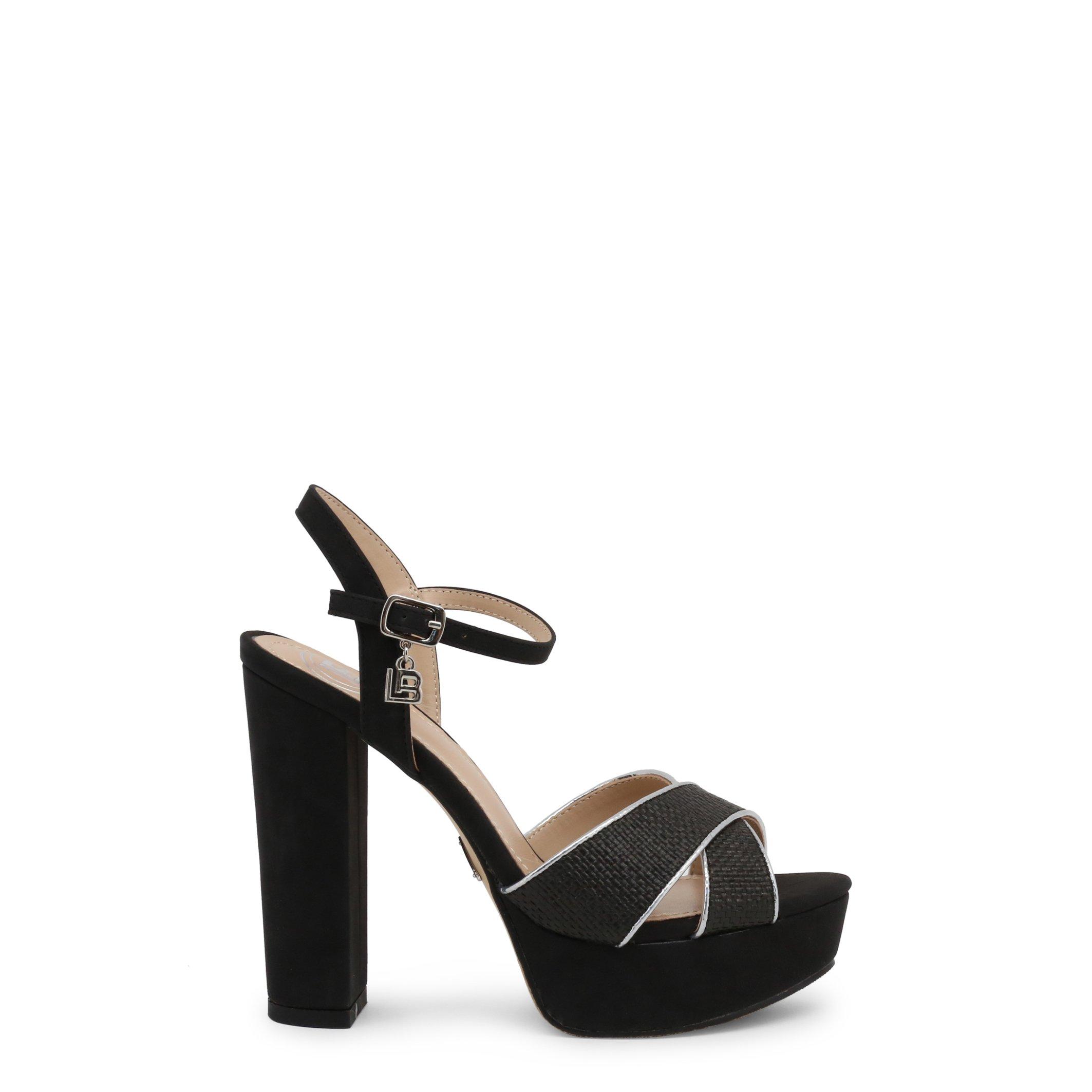 Laura Biagiotti Women's Sandals Various Colours 6118 - black 36 EU