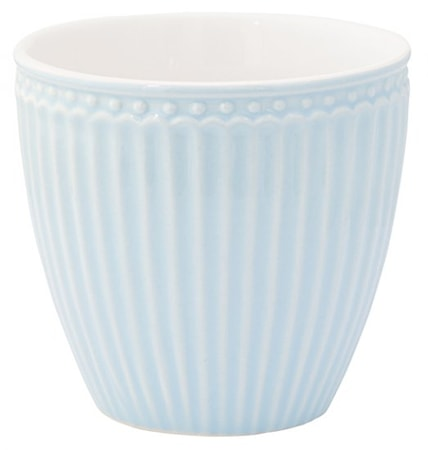 Alice Lattekopp Ljusblå