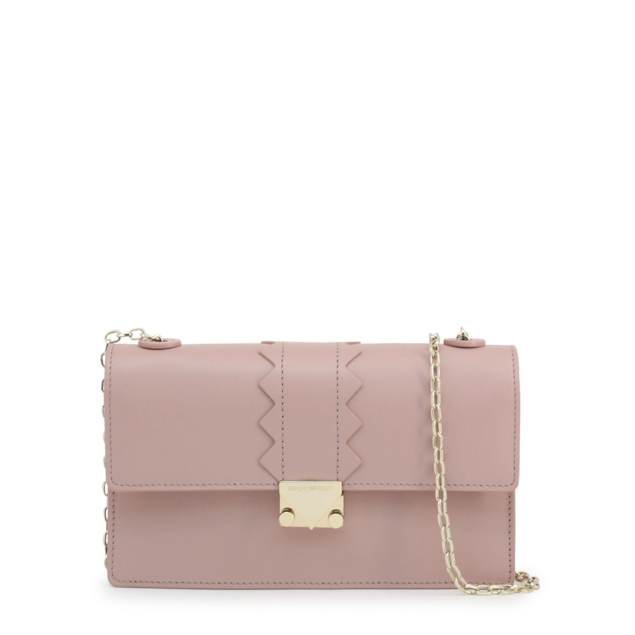 Emporio Armani Women's Clutch Bag Various Colours Y3H087_YDC1A - pink NOSIZE
