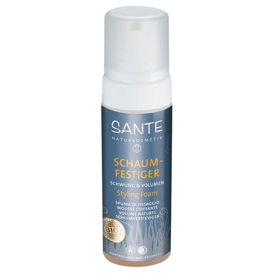 Sante Natural Form Styling Mousse, 150 ml