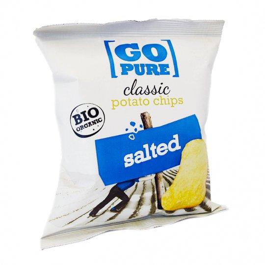 Chips Saltade - 40% rabatt