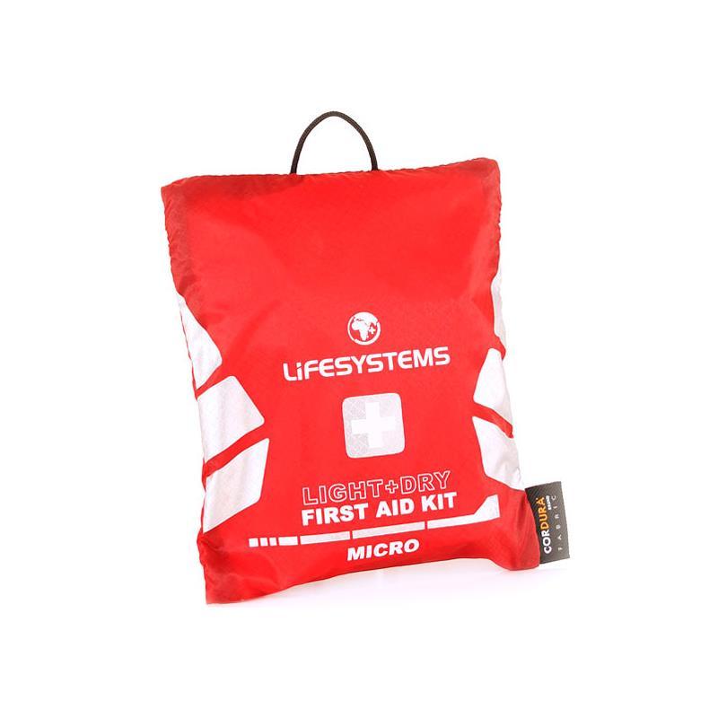 Lifesystems Light & Dry Micro Førstehjelps kit med 33 deler, 112g