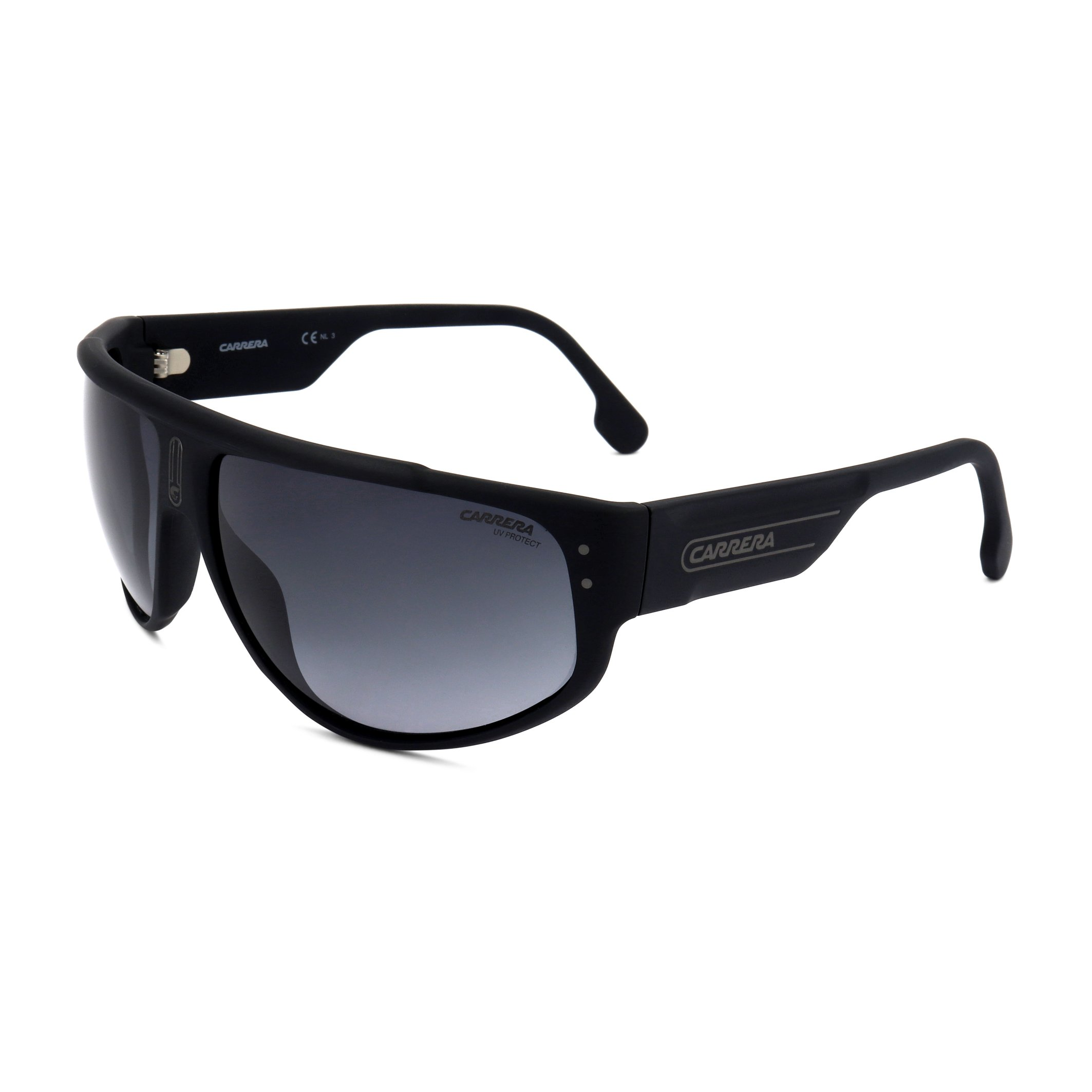 Carrera Unisex Sunglasses Black 1029S - black-2 NOSIZE