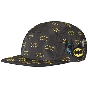 Fabric Flavours Batman Logo Keps Svart one size
