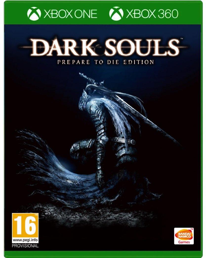 Dark Souls: Prepare to Die Edition (XONE/X360)
