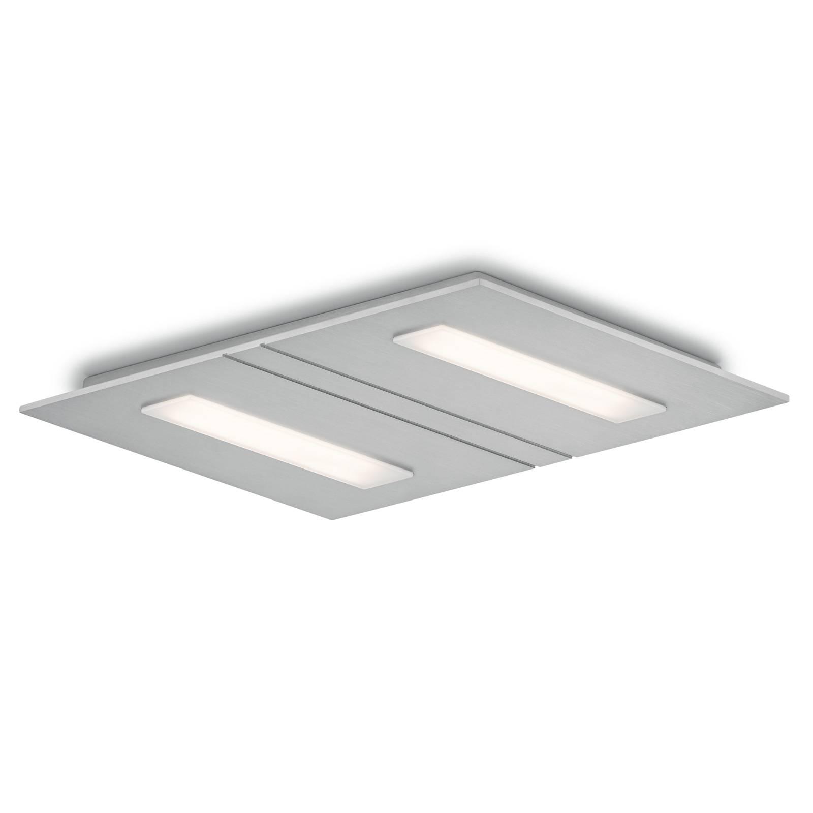 LED-kattovalaisin Sina-2, dim-to-warm 2-lamppuinen