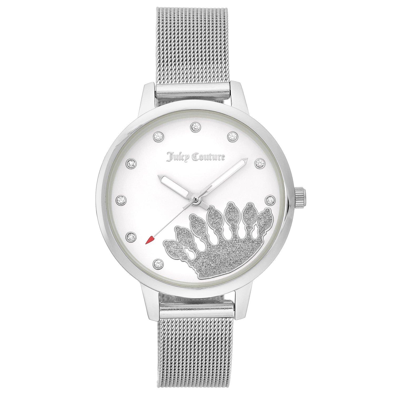 Juicy Couture Women's Watch Silver JC/1124WTSV