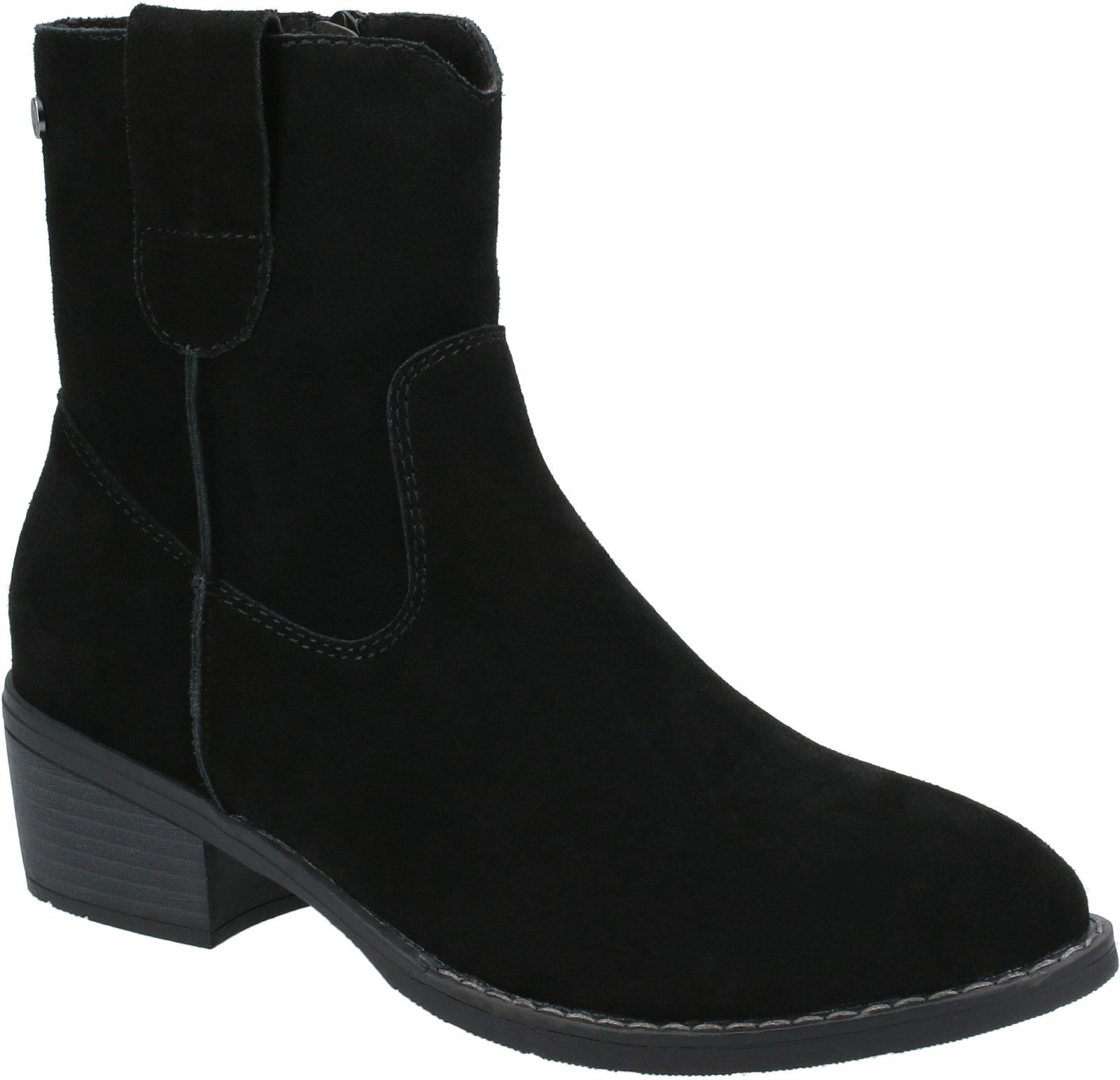 Hush Puppies Women's Iva Ladies Ankle Boots Various Colours 31187 - Black 3