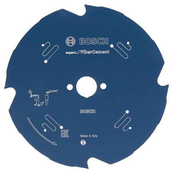 Bosch 2608644120 Expert for Fiber Cement Sagklinge 4T
