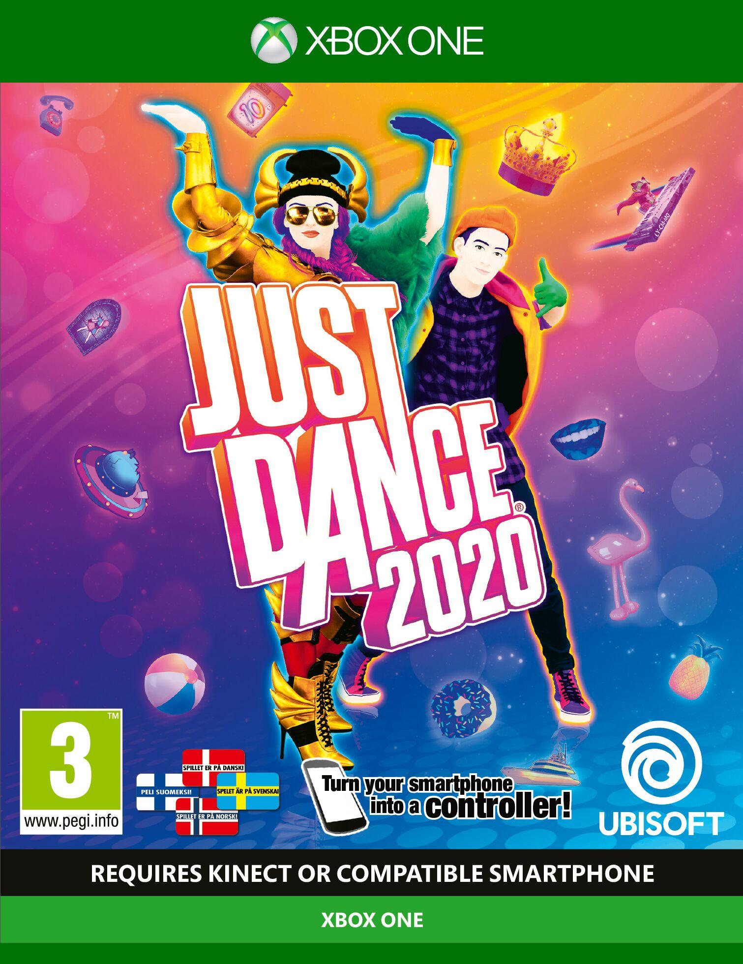 Just Dance 2020 (UK/Nordic)