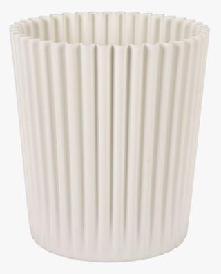 Vita white kukkaruukku valkoinen