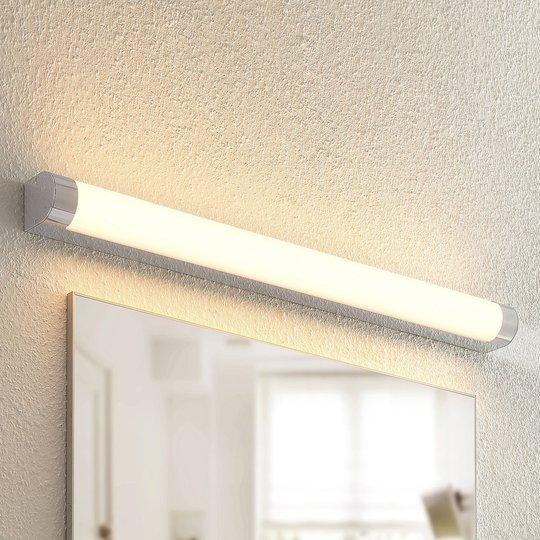 Lindby Nava -LED-seinävalo kylpyhuoneeseen, 90 cm