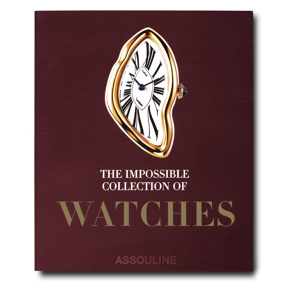 Assouline | Watches | The Impossible Collection