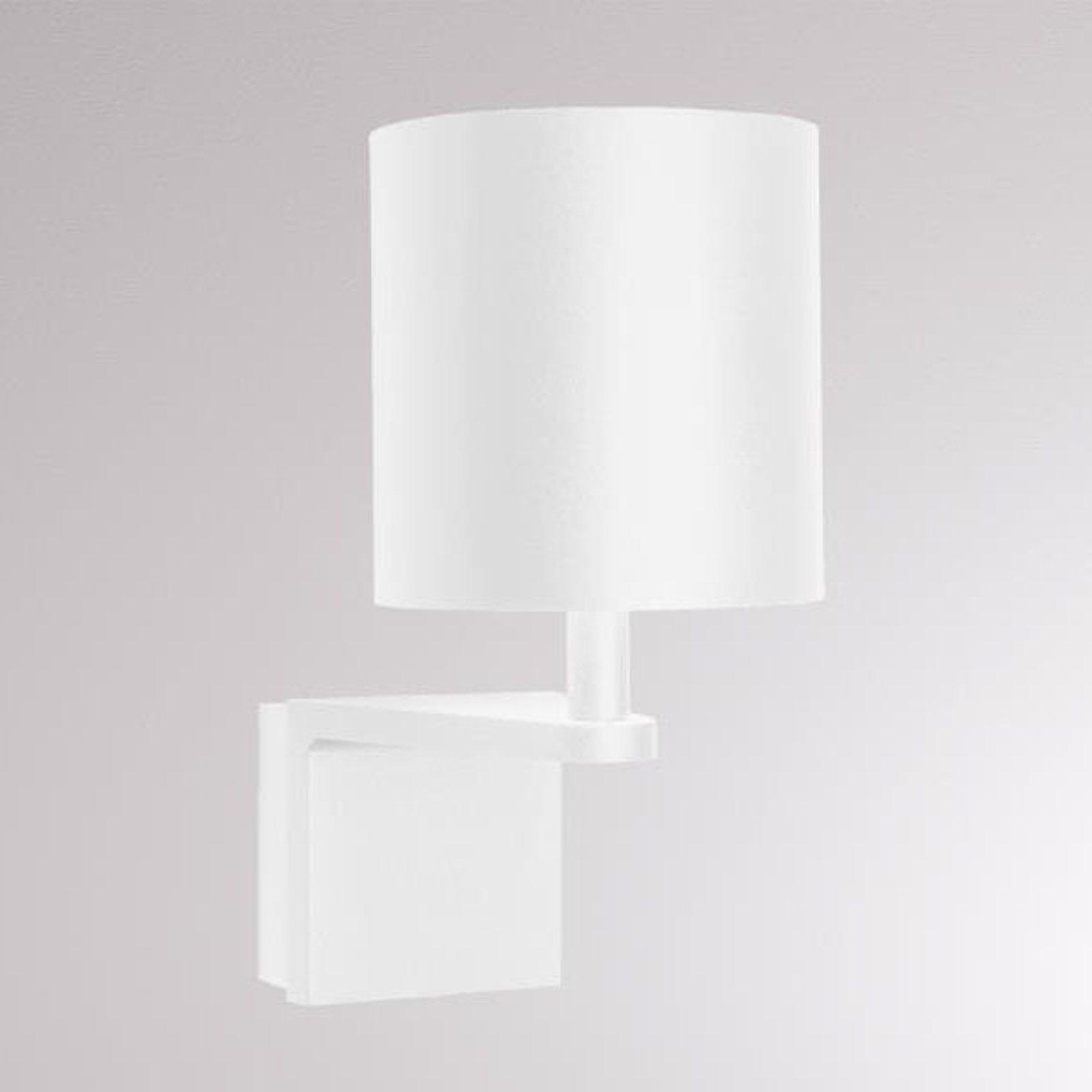 LOUM Waamp LED-vegglampe hvit