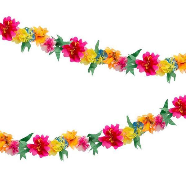 Bright Blossom Garland