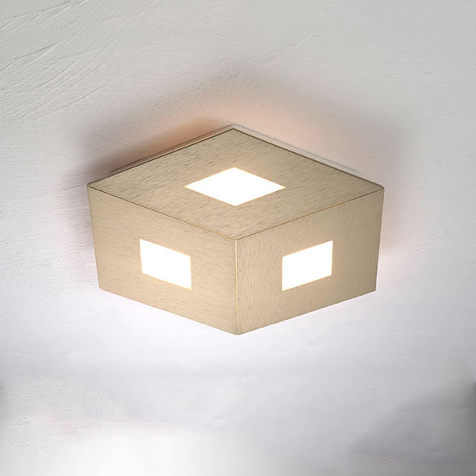Bopp Box Comfort LED- kattovalaisin kulta 35cm