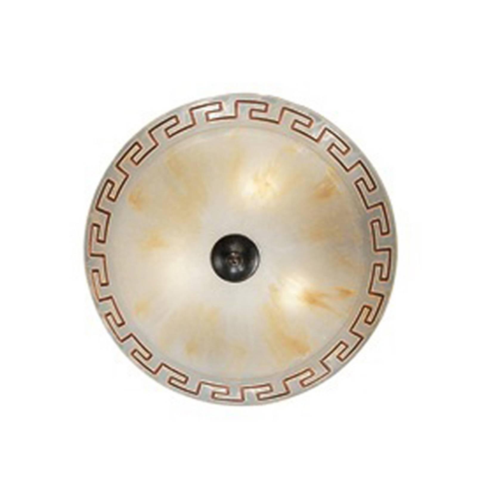 GRECA-kattovalaisin 2-lamppuinen 30 cm
