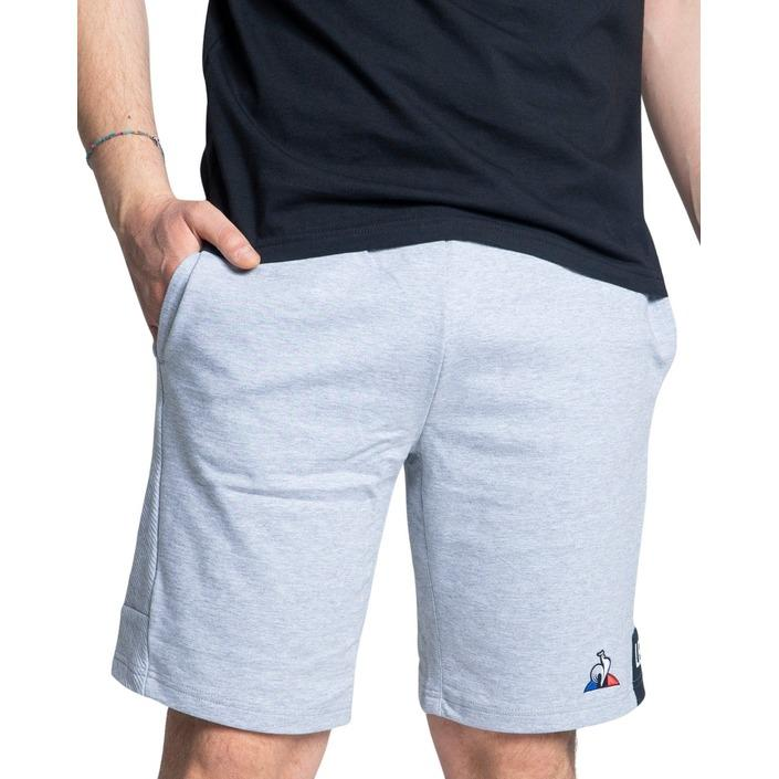 Le Coq Sportif Men's Short Grey 243404 - grey S