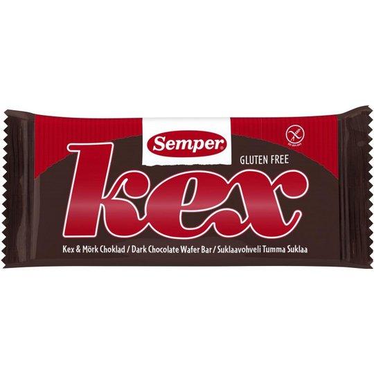 Kex, Tumma Suklaa 45g - 25% alennus