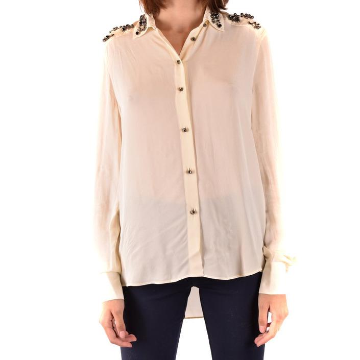 Pinko Women's Shirt White 279955 - white 38