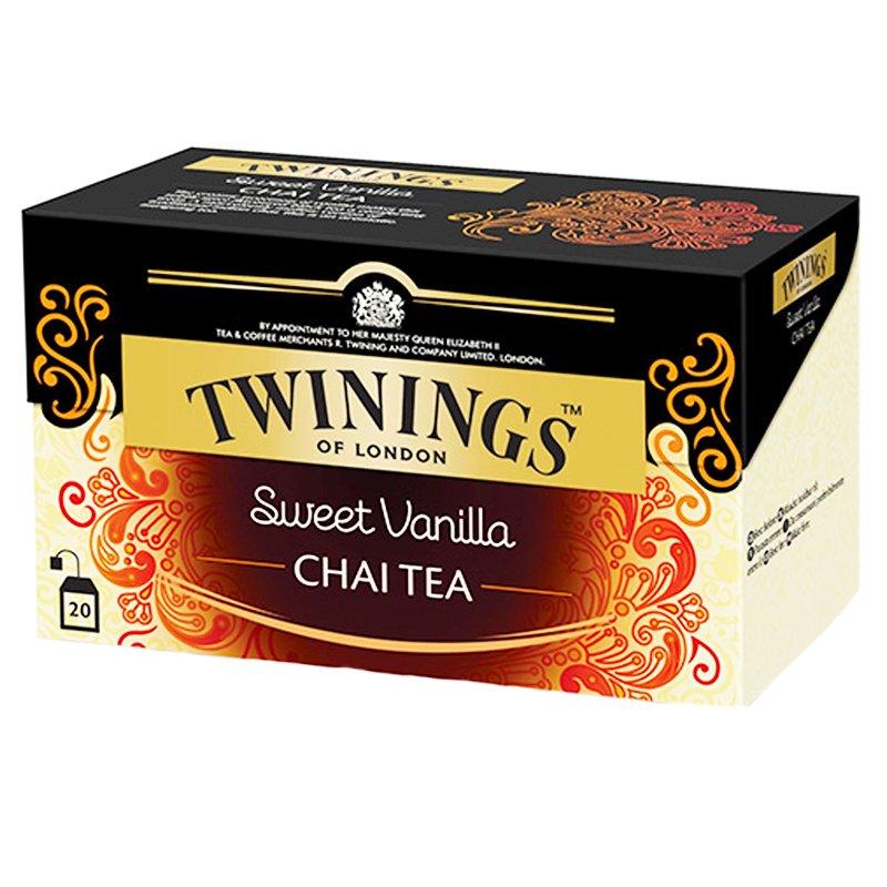 Sweet Vanilla Chai Tee 20pss - 53% alennus