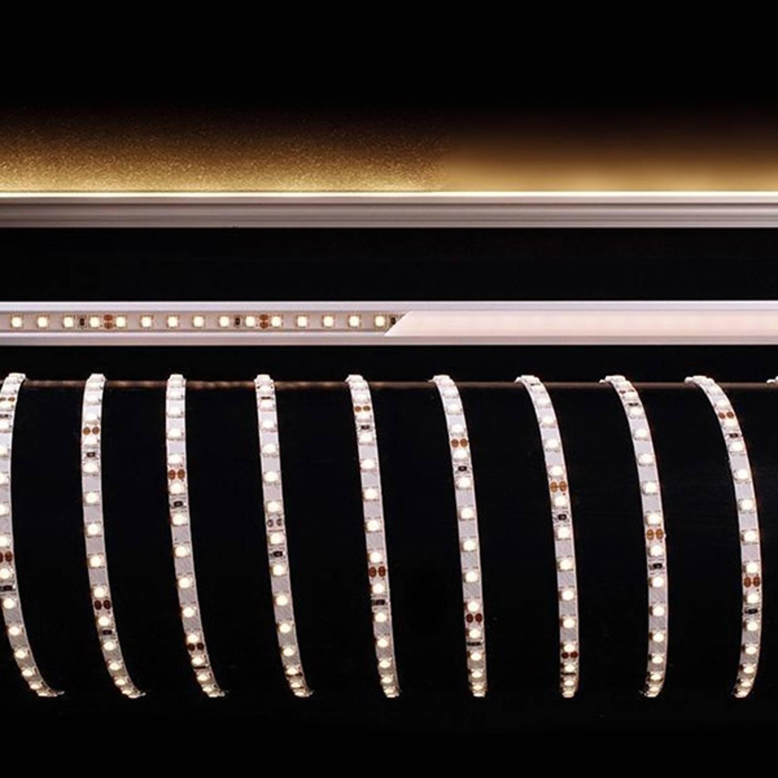 Joustava LED-valonauha, 40 W, 500x0,5x0,3cm, 2700K