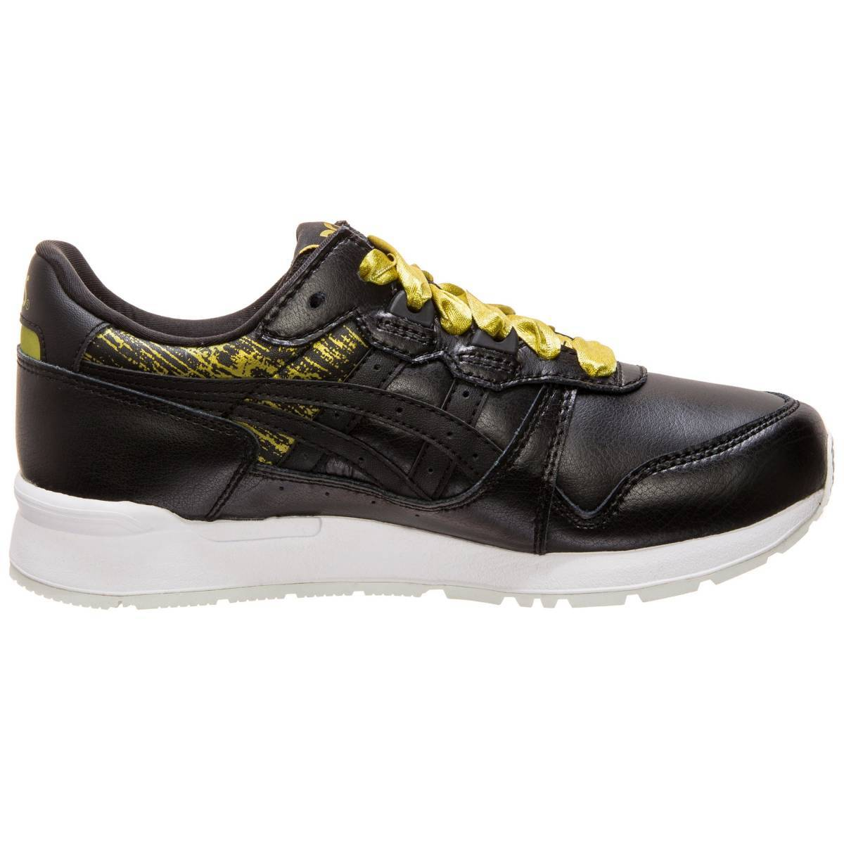 ASICS Women's Gel Lyte Trainers Various Colours 4549957533095 - 3.5 UK Black
