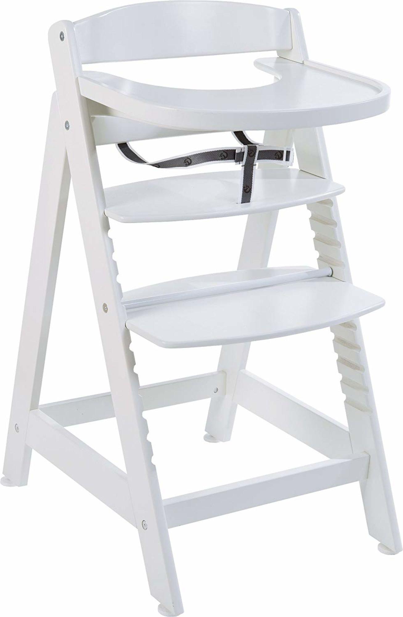 Roba Sit Up Maxi Syöttötuoli, Valkoinen