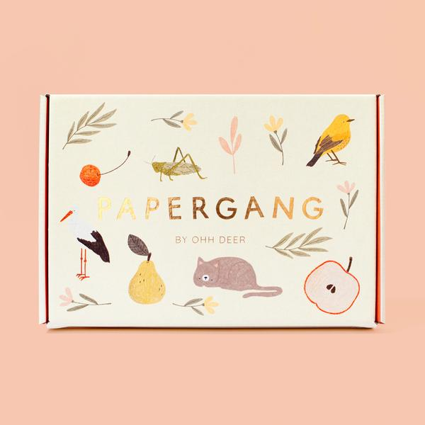 Little Piep Papergang Box