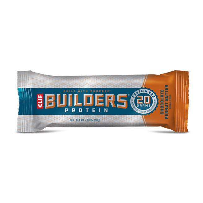 Clif bar Builders Chocolate Peanut Butter, Energibar