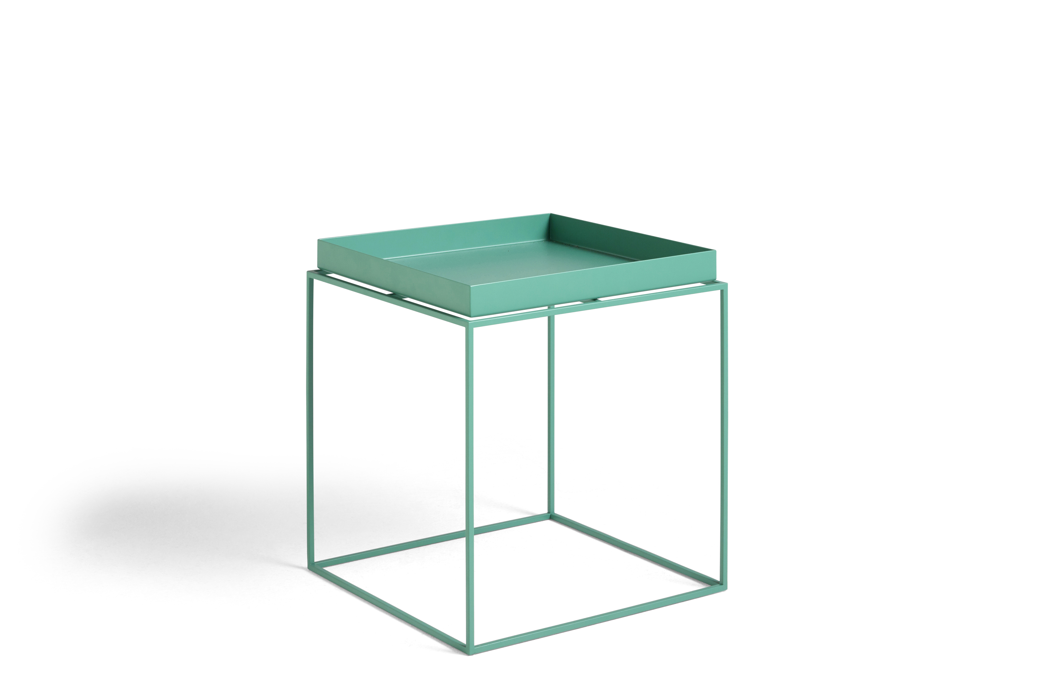 HAY - Tray Table 40 x 40 cm - Pepperment Green (1025033019000)