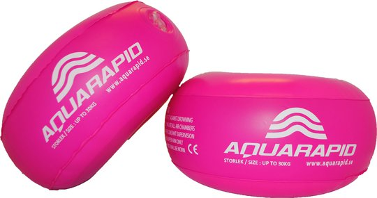 Aquarapid Aquaring Armringer, Rosa