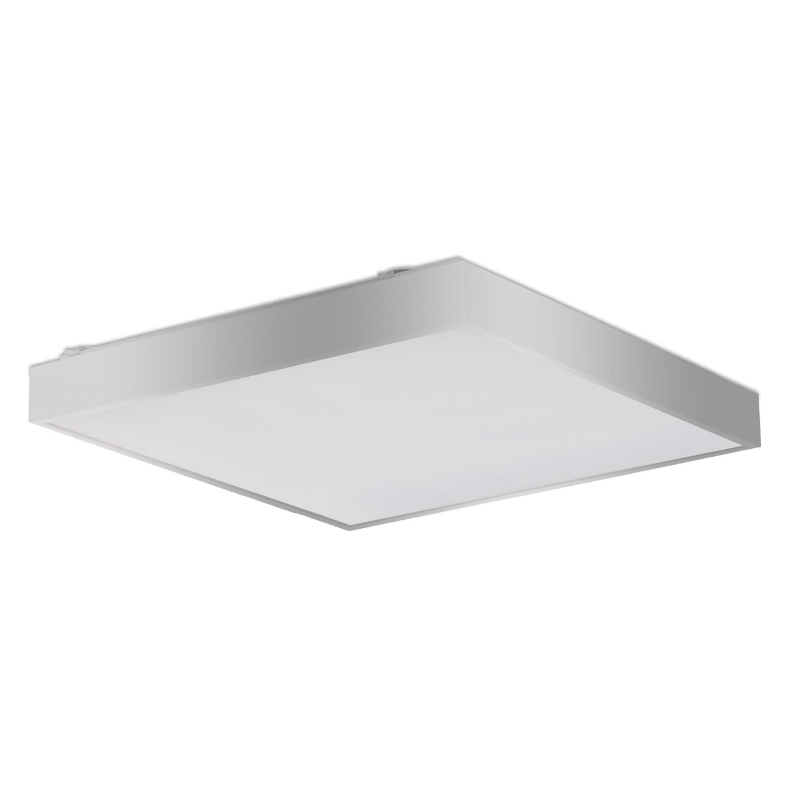 Säästeliäs LED-kattovalaisin Q6 hopea DALI