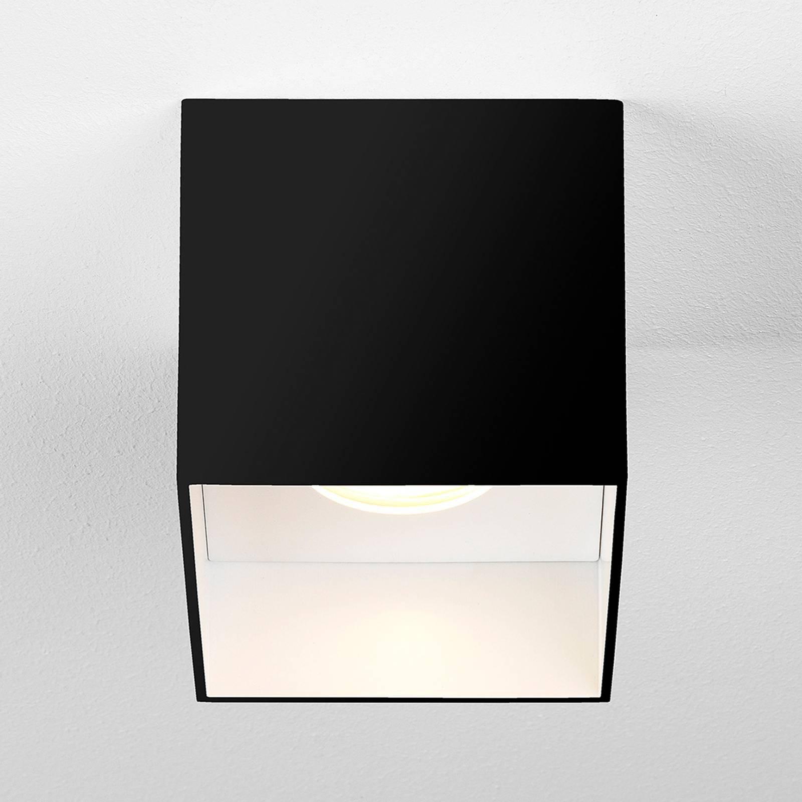 Astro Osca Square LED taklampe, svart
